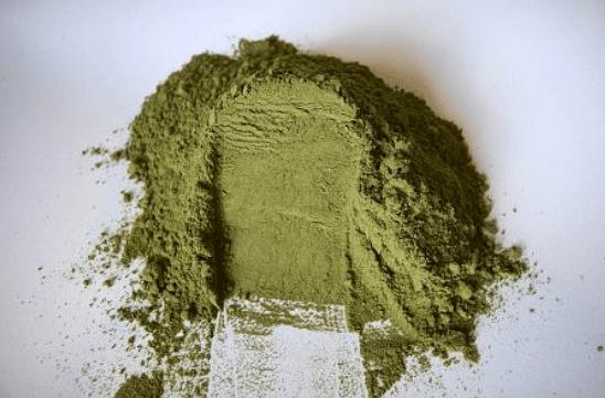 Cannabis Pollen Trichomes