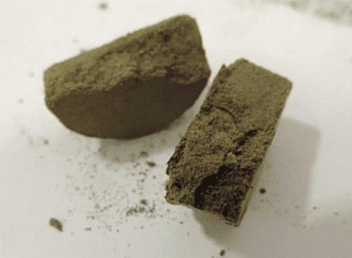 Pressed CBD Pollen